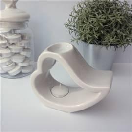 Duftlampe Aromalampe -Romeo grey- - Bild vergrößern