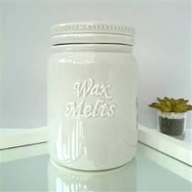 Storage Jar  -Grey- - Bild vergrößern