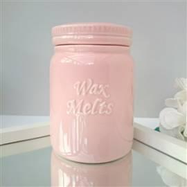 Storage Jar  -Pink- - Bild vergrößern