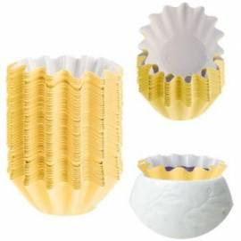 Wax Liner - 5er Pack - Gelb - Bild vergrößern