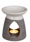 Duftlampe Aromalampe White / Grey